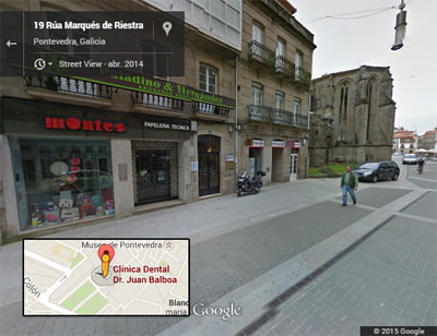 Clínica Dental Dr. Juan Balboa en Pontevedra