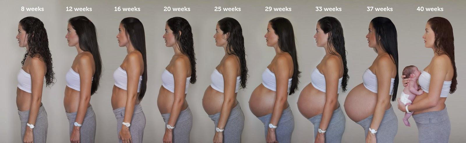 Tu boca durante el embarazo